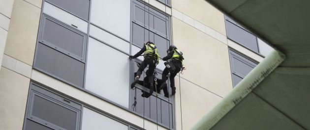Slideshow Abseiling